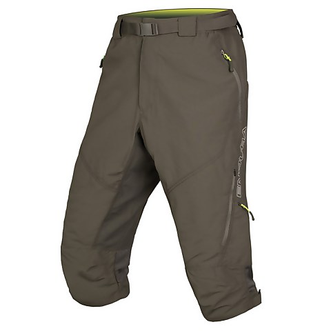 Hummvee 3/4 Short II with liner - Khaki