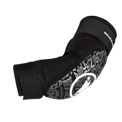 SingleTrack Youth Elbow Pads - Black