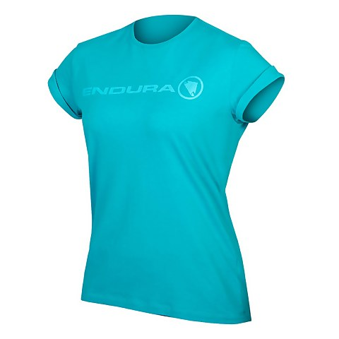 Women's One Clan Light T - Pacific Blue