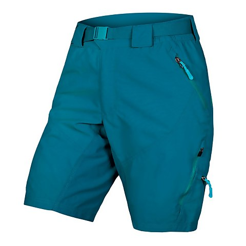 Women's Hummvee Short II - Kingfisher