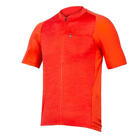 GV500 Reiver S/S Jersey - Paprika
