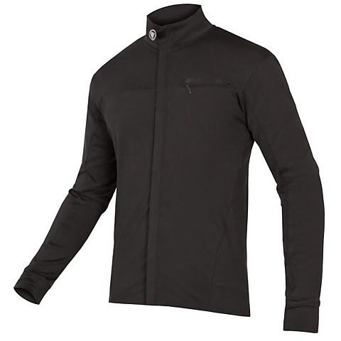 Xtract Roubaix L/S Jersey - Black