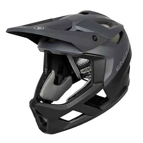 MT500 Full Face Helmet - Black
