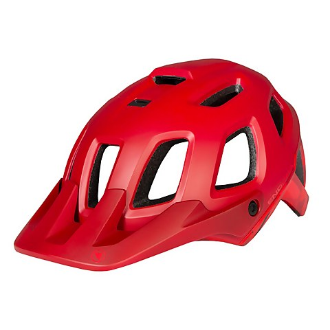 SingleTrack Helmet II - Rust Red