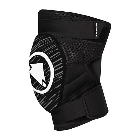 SingleTrack Knee Pads II - White