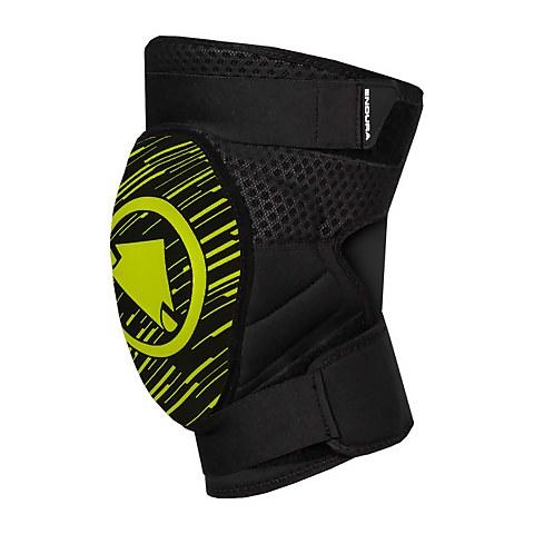 SingleTrack Knee Pads II - Lime Green