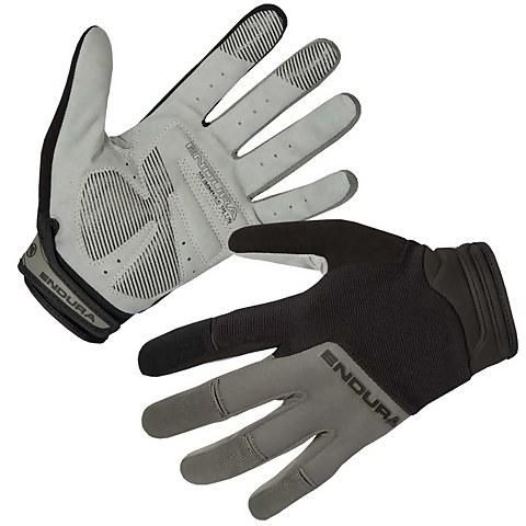 Hummvee Plus Glove II - Black