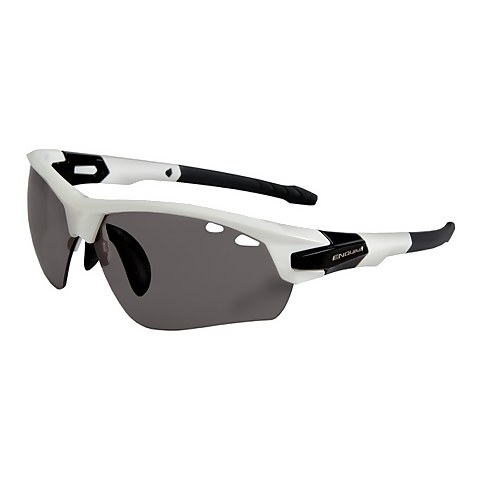 Char Glasses - White