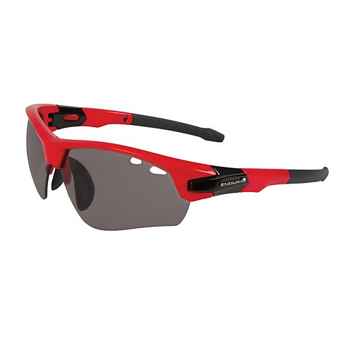 Char Glasses - Red