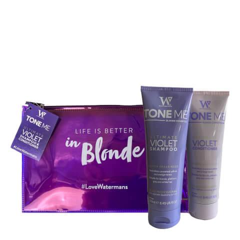The Tone Me Blonde Shampoo & Conditioner Set