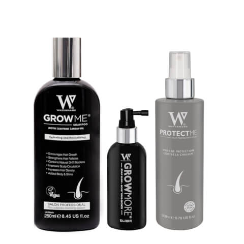 The Hair Health & Protection Set