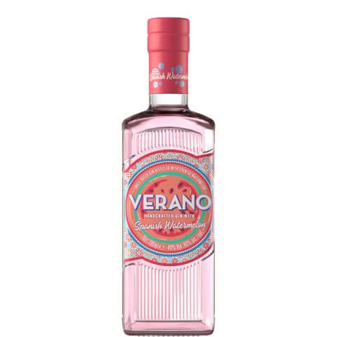 Verano Watermelon Flavoured Premium Pink Gin 70cl
