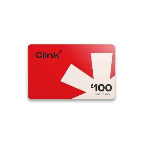 Clink* Gift Voucher (£100)