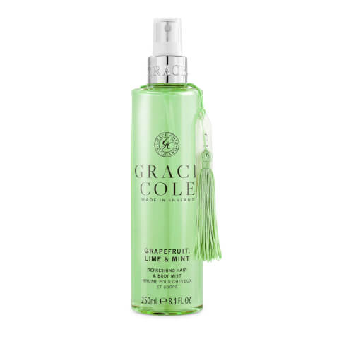 Grapefruit Lime & Mint Hair & Body Mist 250ml