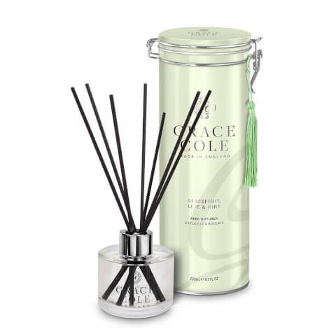 Grapefruit Lime Mint Reed Diffuser 200ml