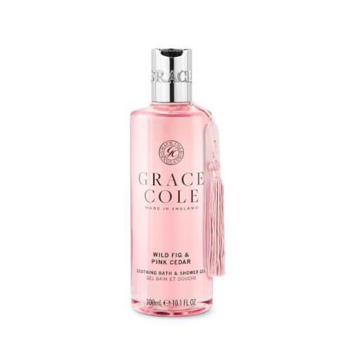 Wild Fig & Pink Cedar Bath & Shower Gel 300ml