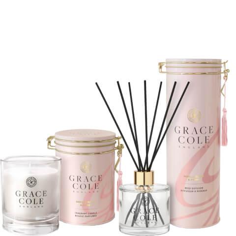 Vanilla Blush & Peony Home Fragrance Duo