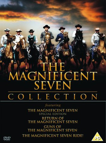 The Magnificent Seven (Box Set)