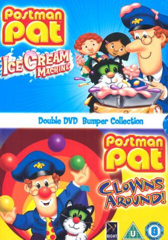 Postman Pat Bumper Collection