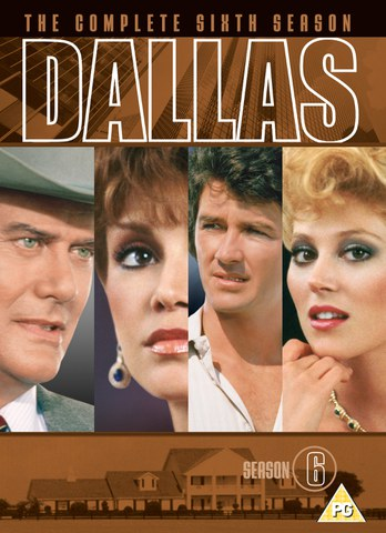 Dallas - The Complete 6th Season