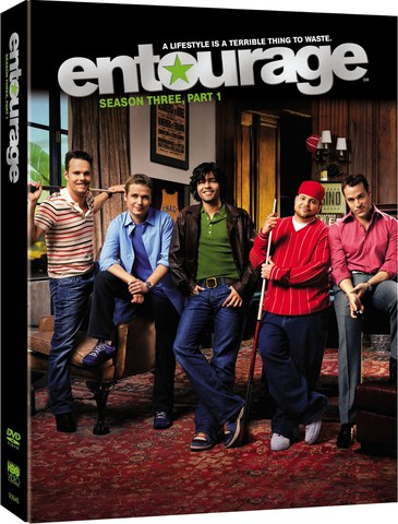 Entourage - Season 3 Part 1
