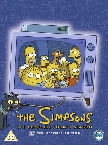The Simpsons - Seizoen 4