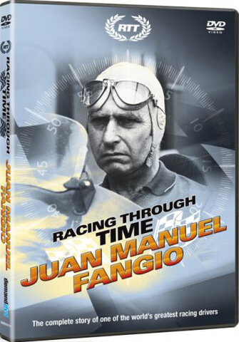 Racing Through Time Legends - Juan Manuel Fangio