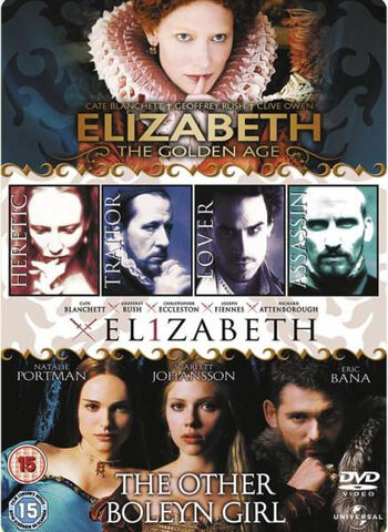 Elizabeth/Elizabeth - Golden Age/ Or Boleyn Girl