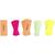 Tweezerman Neon Hot File, Buff, Smooth & Shine Block