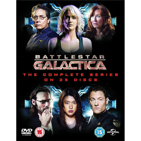 Battlestar Galactica - The Complete Series: Image 01