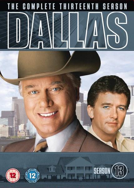 Dallas - Complete Season 13