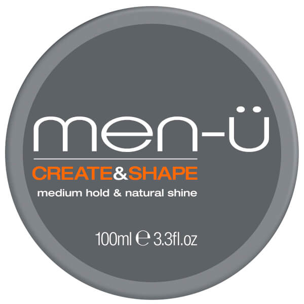 men-ü Create and Shape (Pomade) 100ml