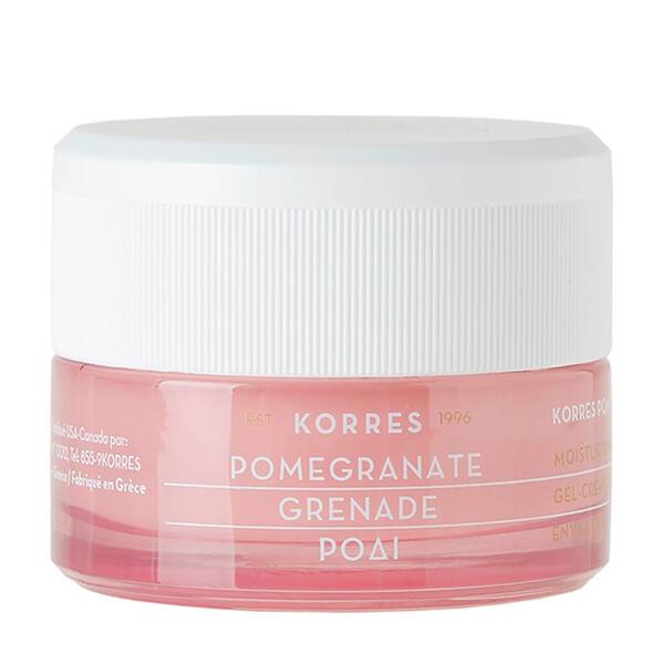 KORRES Pomegranate Balancing Moisturising Cream Gel For Oily & Combination Skin (40 ml)