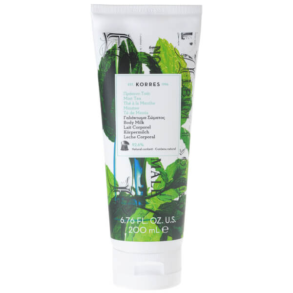 KORRES - Mint Tea Body Milk (200 ml)