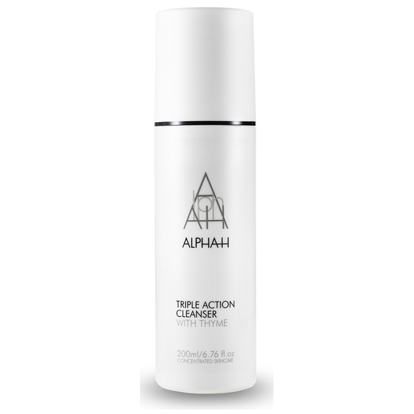 Alpha-H Triple Action Cleanser with Aloe Vera 200ml
