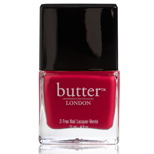 Butter London Nail Lacquer Blowing Raspberries (9ml)