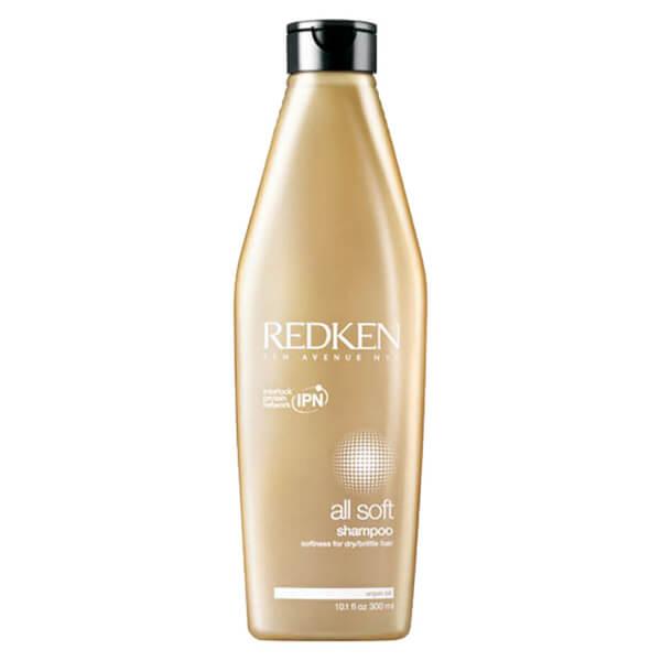 Redken All Soft Shampoo (Geschmeidigkeit)