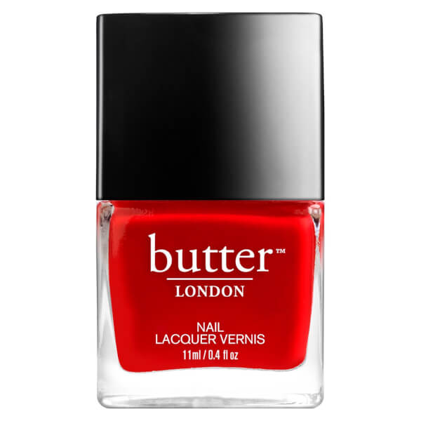 butter LONDON Come to Bed Red 3 Free Nagellack 11ml