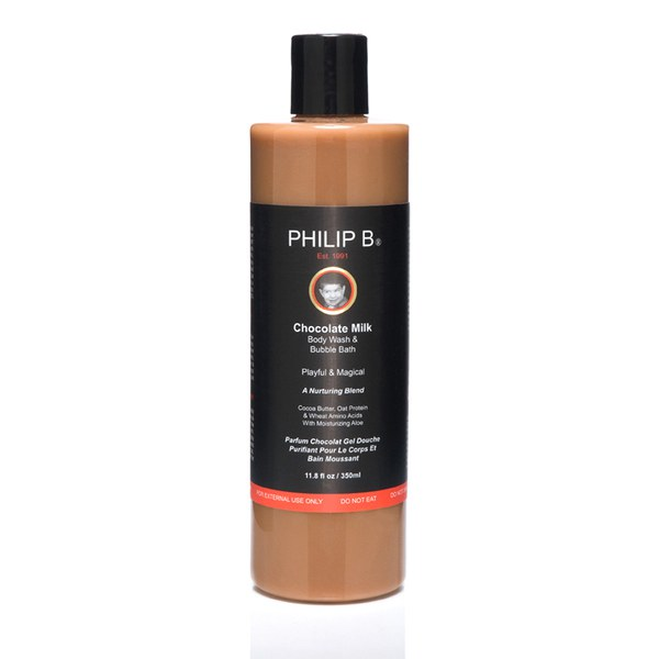 Philip B Chocolate Milk Body Wash and Bubble Bath
