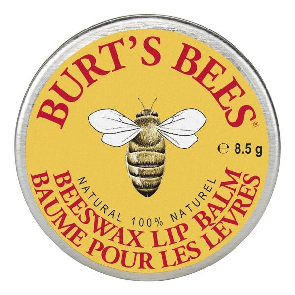 Burts Bees Lippenbalsammit Bienenwachs im Döschchen