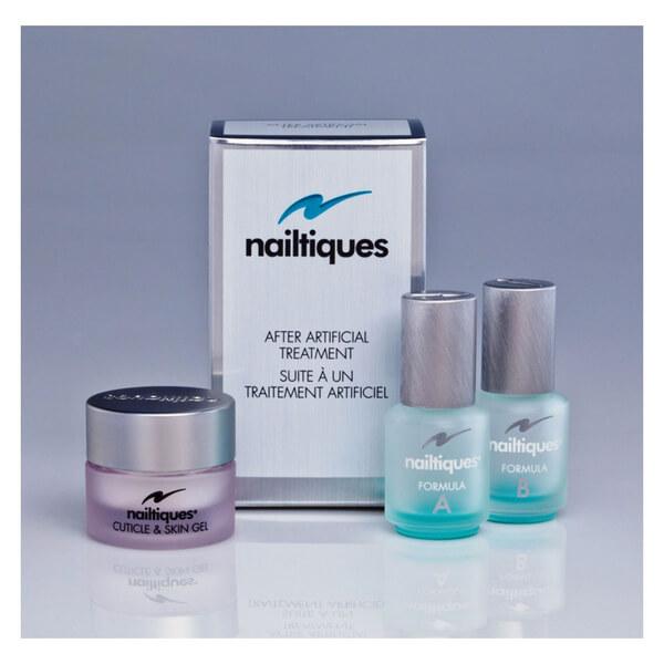 NailtiquesKitSuite à un traitementartificiel (3 produits)