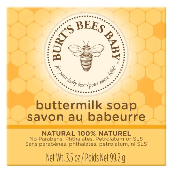 Savon au babeurre Burt's Bees Baby Bee (99g)