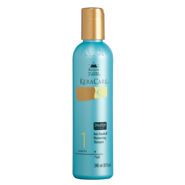 KeraCare Dry & Itchy Scalp shampoing hydratant anti-pelliculaire
