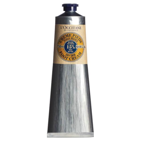 L'Occitane Shea Butter Foot Cream (150ml)