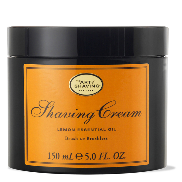The Art Of Shaving Shaving Cream - Lemon (150g)