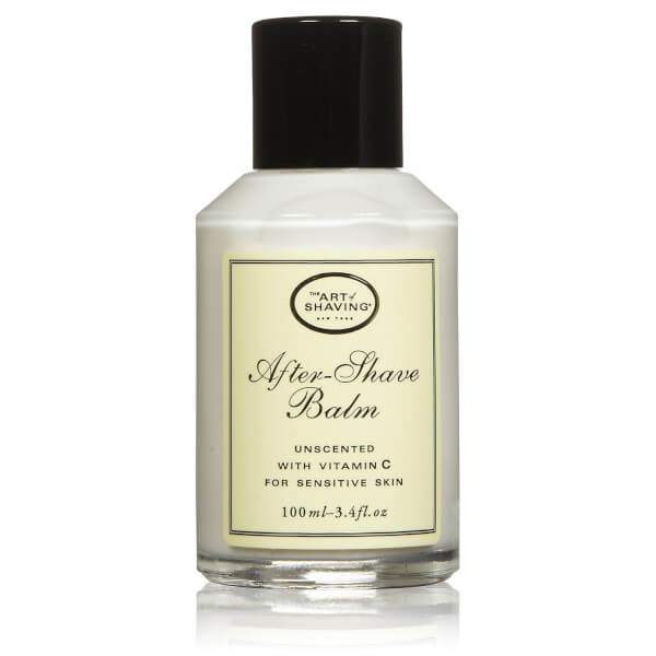 The Art Of Shaving After Shave Balm - Unscented (100ml)