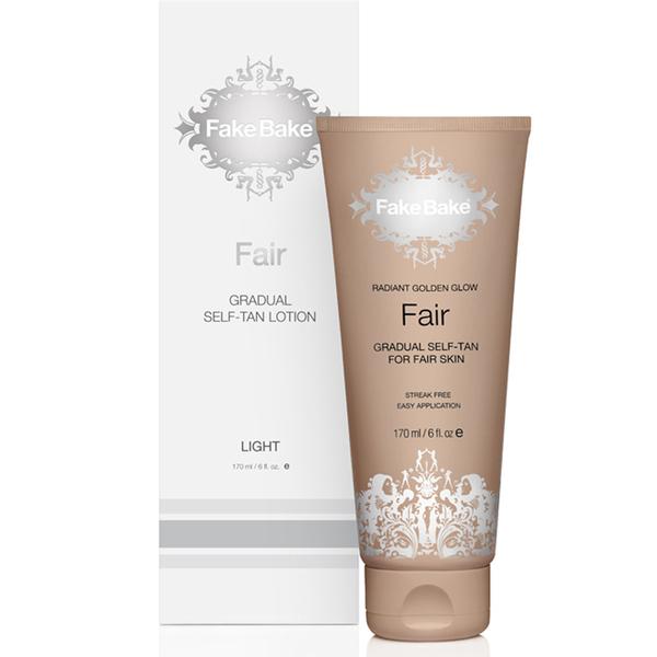 Fake Bake Fair Gradual Self Tan Lotion 170 ml