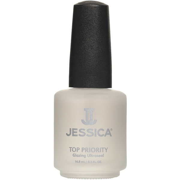 Esmalte protector superior Top Priority de Jessica (14,8 ml)