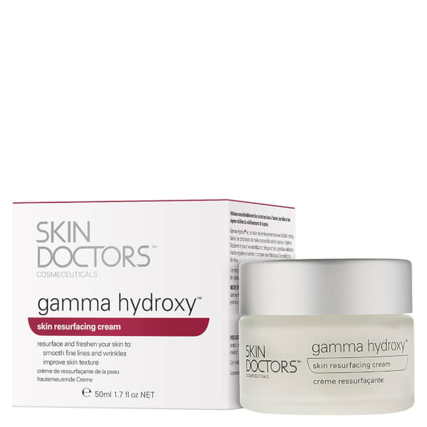 Crema rejuvenecedora Gamma Hydroxy de Skin Doctors (50 ml)