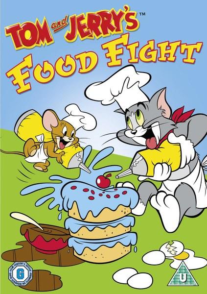 Tom and Jerry: Food Fight (AE) DVD   Zavvi